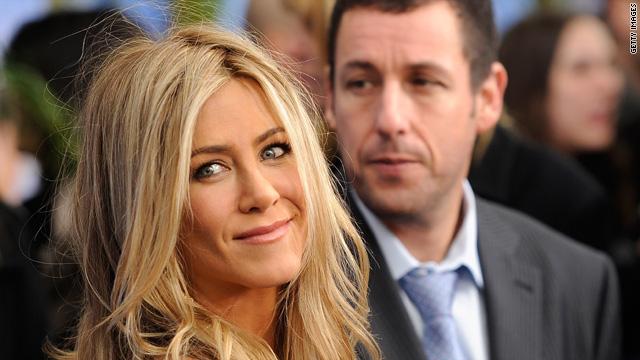 Jennifer Aniston on being over 40: 'It's weird'