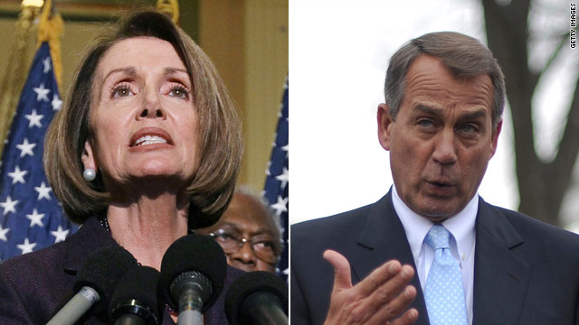 Boehner: If some federal workers lose jobs because of GOP cuts, 'so be it'
