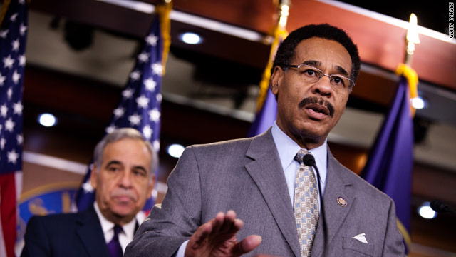 Black Caucus chairman: if Obama were still a member, he would oppose his own budget