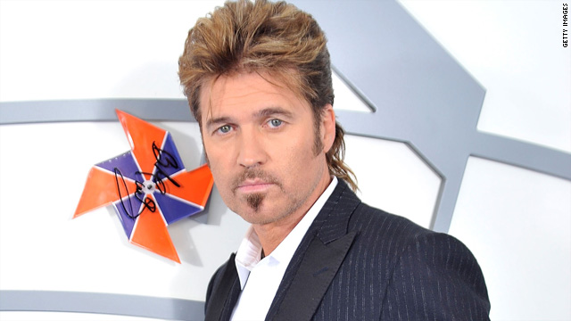 Billy Ray Cyrus is scared for daughter Miley