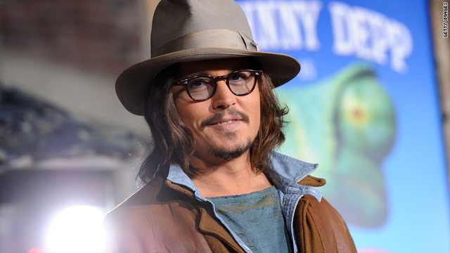 Johnny Depp doesn't want his kids in showbiz