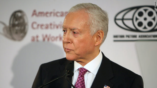 POLL: Hatch vs. Chaffetz in possible 2012 showdown
