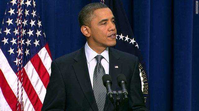 Live blogging Obama's news conference