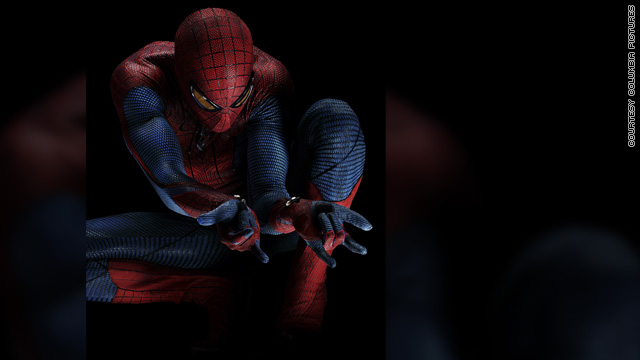 Look! It's 'The Amazing Spider-Man'
