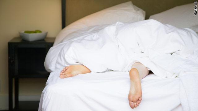 Get Some Sleep: Fibromyalgia raises restless leg risk
