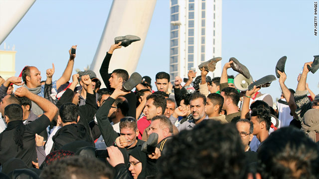 Kristof: Bahrain regime has 'backed off'
