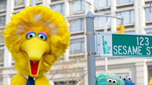 Santorum warns of 'Barney' and 'Sesame Street' lobby