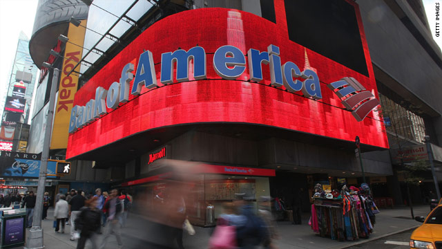 Bank of America subpoenaed over Countrywide loans