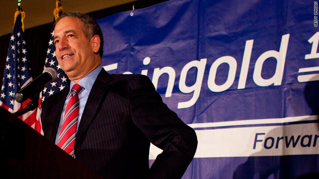Feingold launches progressive PAC