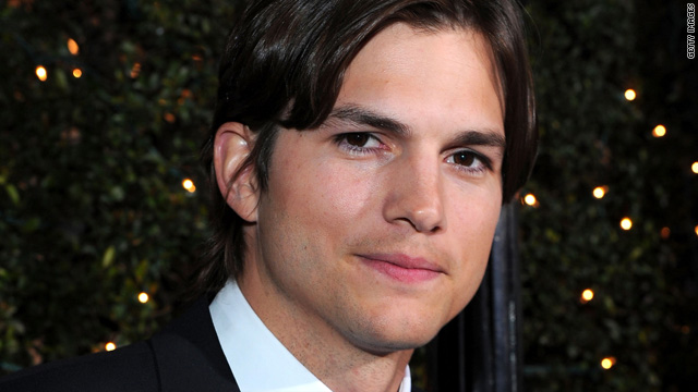 Ashton Kutcher is looking for a no. 2