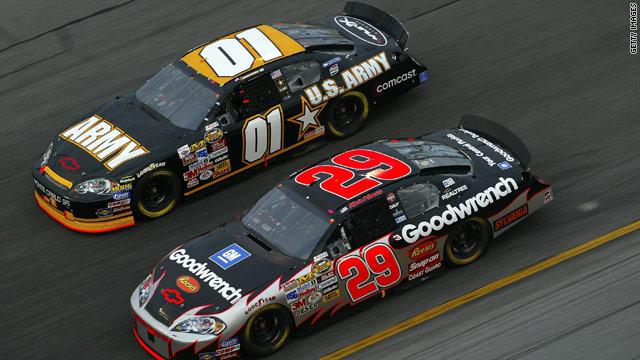 Dem to Pentagon: 'Stop sponsoring NASCAR'