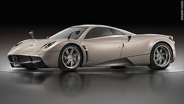 Dollars & Sense: $1M sports car eyes U.S.; Madoff's rebuttal