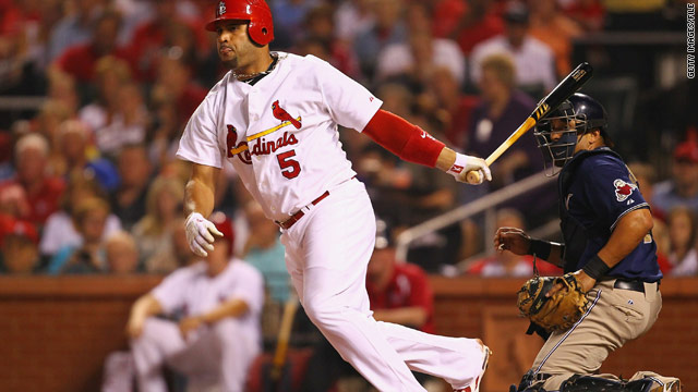 SI.com: Pujols' uncertain future with Cardinals