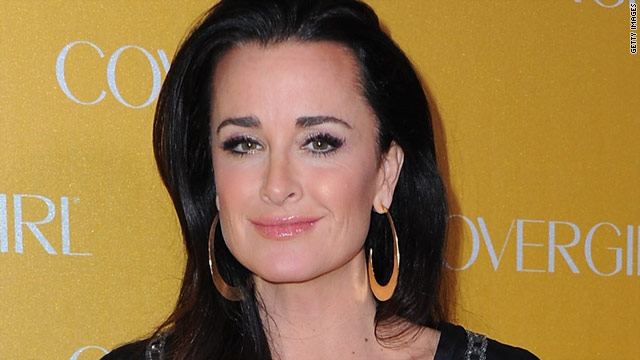 Kyle Richards: I don't know if I can handle 'Housewives' again