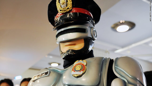 RoboCop to return to Detroit