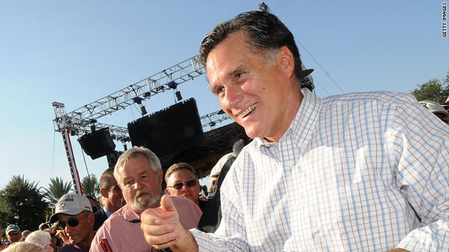 Homecoming for Romney as new video comes out