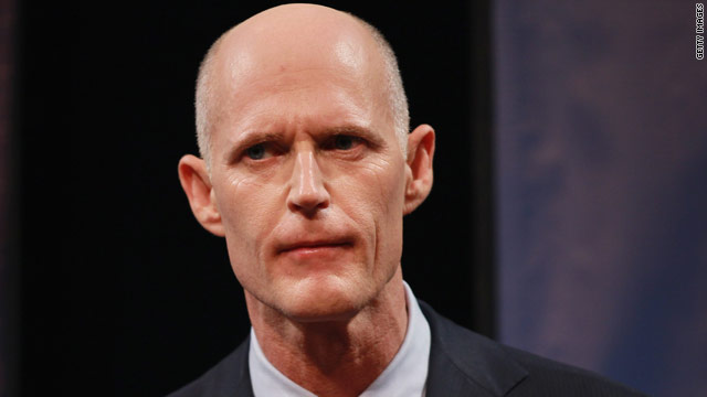 Florida's GOP governor agrees to key Obamacare provision