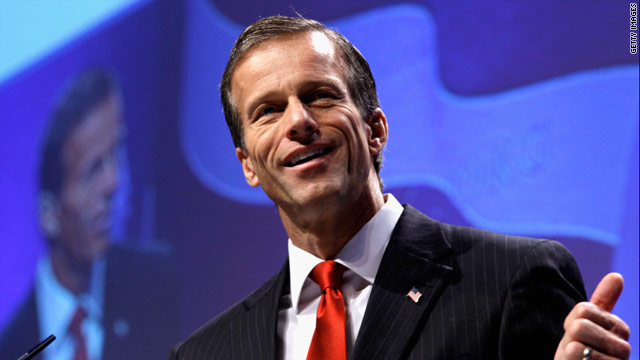 Thune still flirting with presidential bid