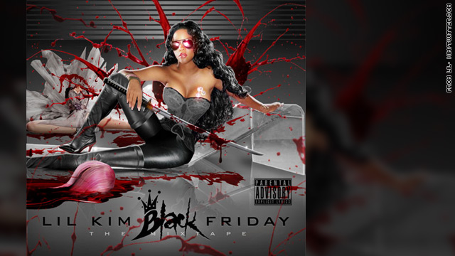Lil' Kim tweets success of 'Black Friday' mixtape