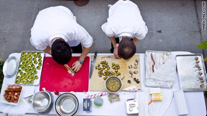 Mediterranean Food  Prep Cook