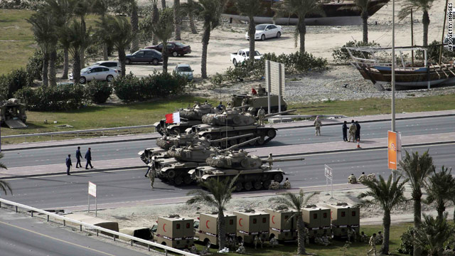 With Bahrain, administration again walking a fine line
