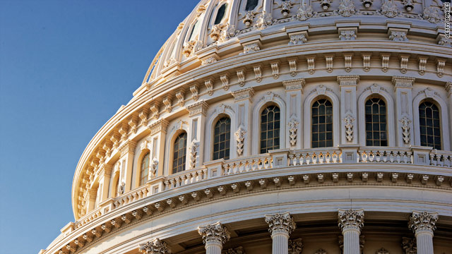 House passes temporary spending bill