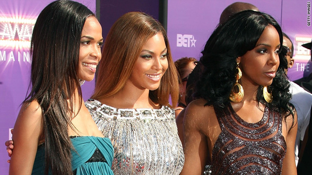 A Destiny's Child reunion? Not exactly