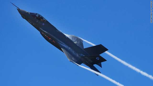 House votes to cut funding for new F-35 fighter jet engine