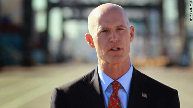 Florida governor won't take federal funds for high-speed rail