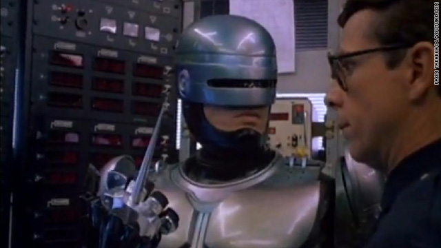 Detroit raises funds for RoboCop statue