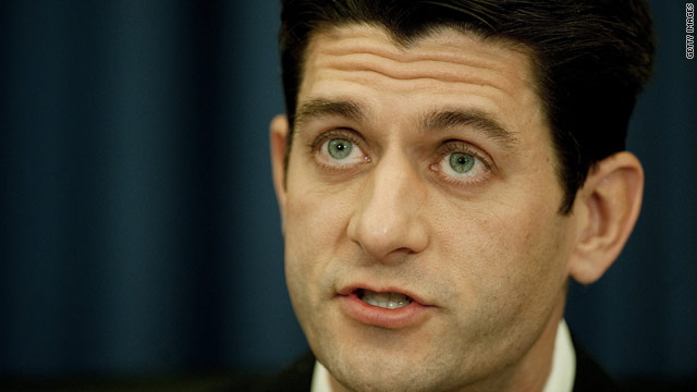 Ryan equates Wisconsin protests to Egypt