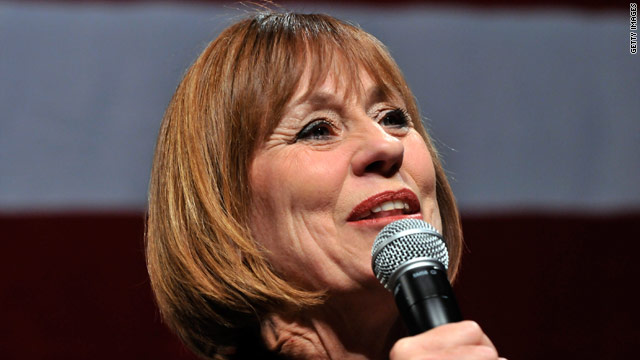 Sharron Angle on possible 2012 run: 'No, I'm not'