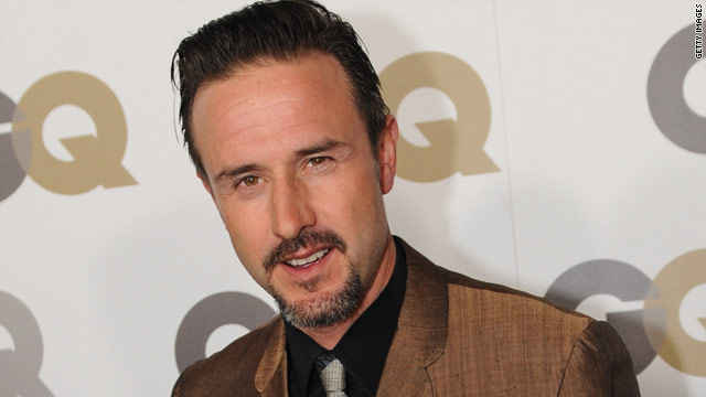 Oprah lands interview with David Arquette