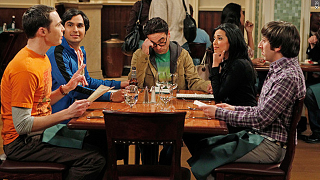 'The Big Bang Theory': Moving in and moving on