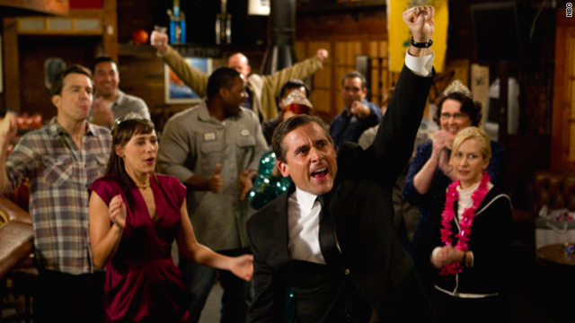 'Threat Level Midnight' hits 'The Office'