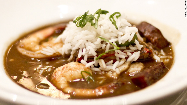 Lunchtime poll &#8211; how goes your gumbo?