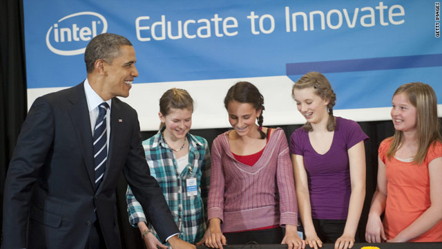 Education meets budget in Obama and GOP weekly addresses