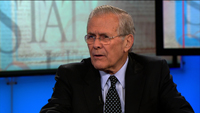 The complete Donald Rumsfeld interview (available on iTunes)