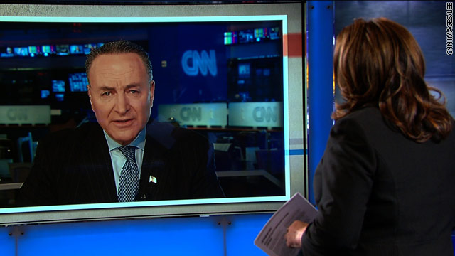 Schumer: Republicans 'clamoring' for government shutdown