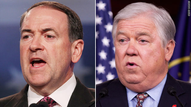 Huckabee calls Barbour 'impeccable' on race issues