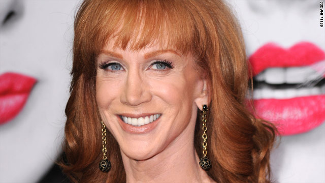 Kathy Griffin to play 'Sarah Palin type' on 'Glee'