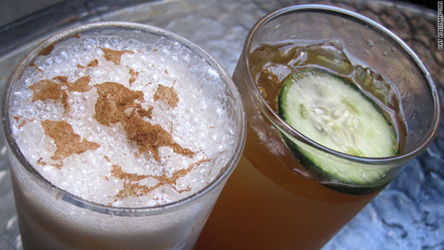 Lick the screen &#8211; daytime drinking in New Orleans