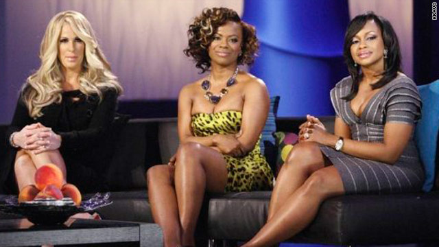 'Real Housewives of Atlanta' reunion over and out