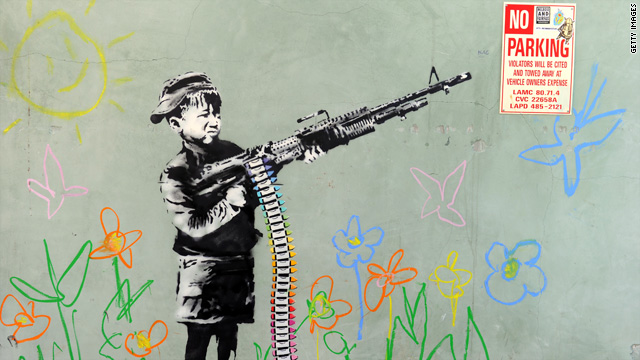 Oscars won't let Banksy attend in disguise