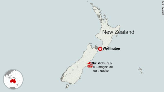 Multiple deaths reported after New Zealand earthquake