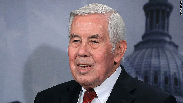 Lugar primary challenger says he has state GOP support