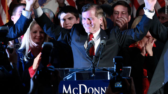 McDonnell for VP?