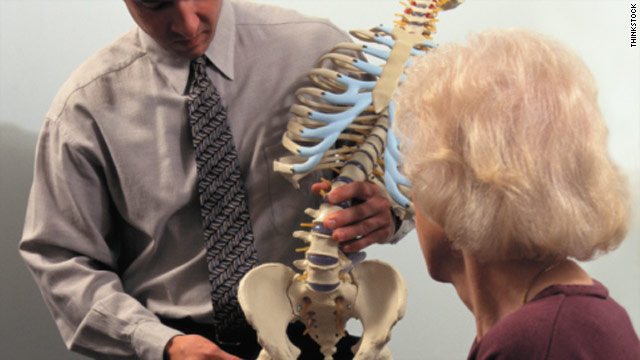 Two steps forward in field of osteoporosis