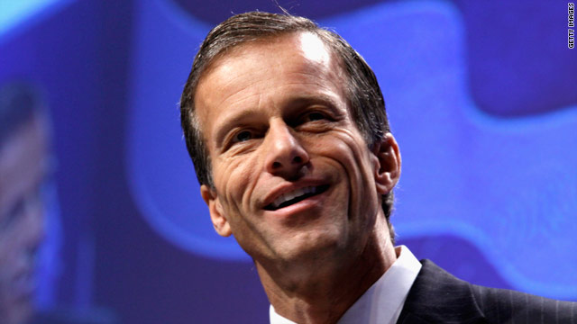 Thune puts damper on VP speculation