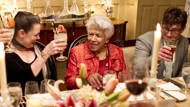 A toast to a civil rights activist Leah Chase